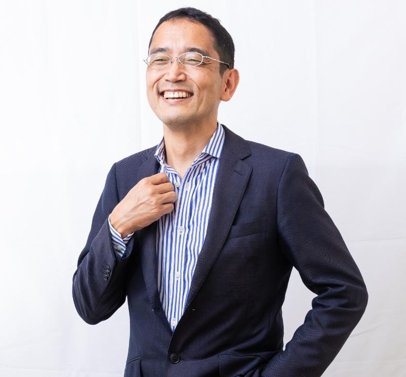 株式会社361° 代表取締役 栗原一博