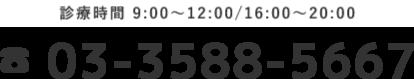 03-3588-5667